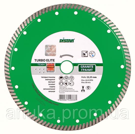 Круг алмазный отрезной Distar Turbo Elite Aero (230x2.6x10x22.23 мм) (44197)| ПРОДАЖА ОТ 5 ШТ. - Экшен Стайл и Анука™ в Днепре