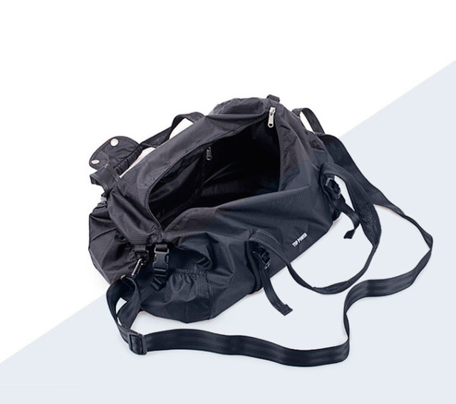 Дорожная сумка Top Power   внутреннее устройство