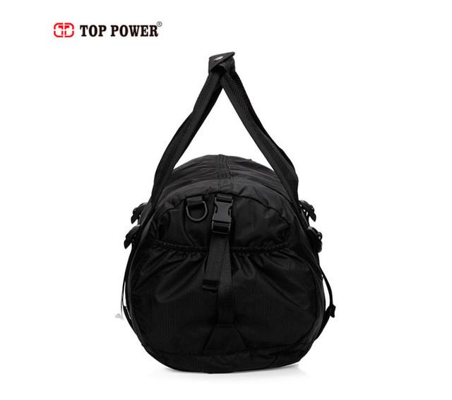 Дорожная сумка Top Power   вид сбоку