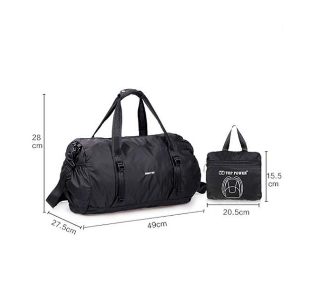 Дорожная сумка Top Power   размеры