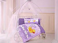 """Комплект постельного белья для новорожденных  Aran Clasy """"Duck"""""""