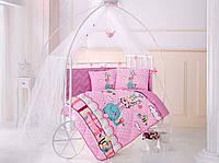 """Комплект постельного белья для новорожденных  Aran Clasy """"Friends"""""""