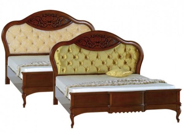 Кровать 1600 кругл. (ткань)