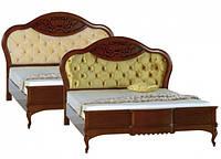 Кровать 1600 кругл. (ткань), фото 1