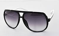 Солнцезащитные очки Gucci (1622) черная оправа, фото 1