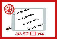 Тачскрин APPLE IPAD mini БЕЛЫЙ HIGH COPY+ touchpad