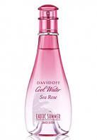 Davidoff Cool Water Sea Rose Woman  edt 100  ml. w оригинал Тестер