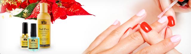 Обезжириватели для ногтевой пластины