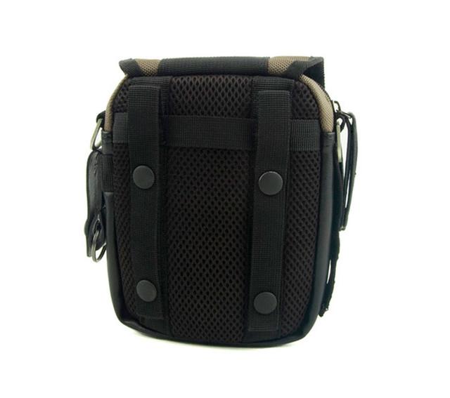 Мужская мини-сумка Top Power | вид сзади