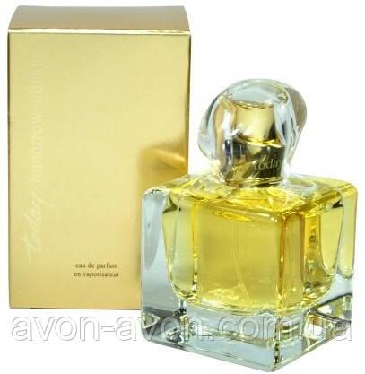 парфюмерная женская вода от Avonэйвонейвон Today Tomorrow Always
