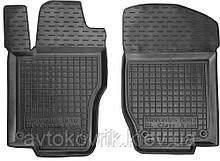 Полиуретановые передние коврики в салон Mercedes GL (X164) 2006-2012 (AVTO-GUMM)