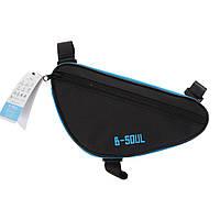 Велосумка подрамная B-SOUL, велосипедная сумка