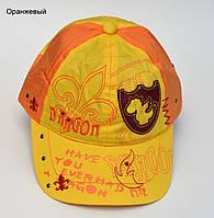 Дракон хлопок. р. 47-50 (1,5-3 года) оранжевый., фото 1