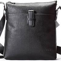 Мужская сумка Bally черная