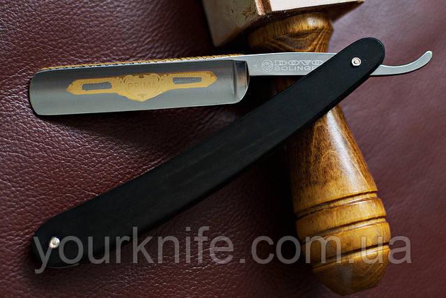 Купить опасную бритву DOVO Solingen Straight Razor Silver Steel 4580