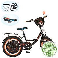 Детский велосипед Profi 20 дюймов GR 0005, фото 1