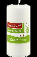 Profissimo Stearin-Kerze nature Höhe - Свеча из натурального стеарина высота 14,5 см, диаметр 6,8 см