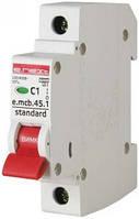 Автоматический выключатель E.NEXT - 1p.63С 4,5кА