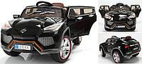 Дитячий Електромобіль Джип Porsche Cayenne YJ288 R/C Чорний