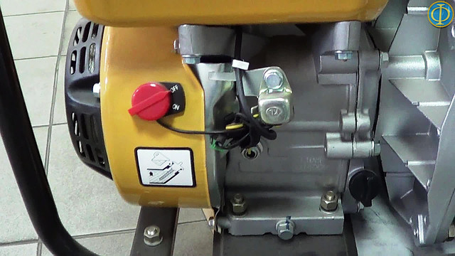 Бензиновая мотопомпа Forte FP30C - двигатель
