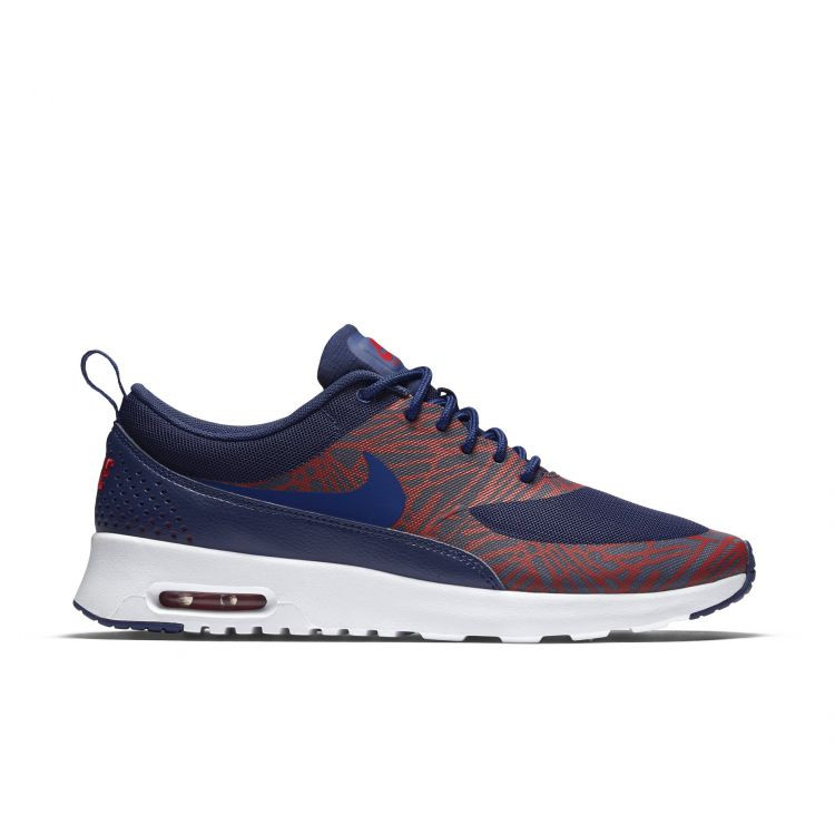 Женские кроссовки Nike wmns air max thea print (Артикул: 599408-402)