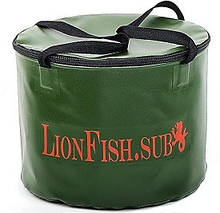 Герметичные Складные Ведра LionFish.sub из ПВХ