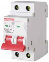 Автоматический выключатель E.NEXT - 2p.20С 4,5кА