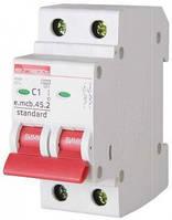 Автоматический выключатель E.NEXT - 2p.25С 4,5кА