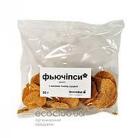 Фьючипсы с семенами льна Золотые Фьючефуд 50г