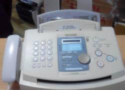Факс на обычной бумаге А4 Panasonic KX-FLM553 б/у