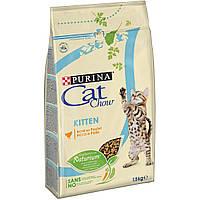 Корм для котят Purina Cat Chow kitten, курица, 15кг