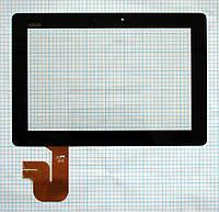 Тачскрин сенсорное стекло для Asus EEE Pad Transformer Prime TF201 black