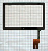 Тачскрин сенсорное стекло для Asus Vivo Tab TF810 black