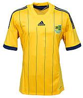 Футболка Adidas ФК Металлист (желтая)