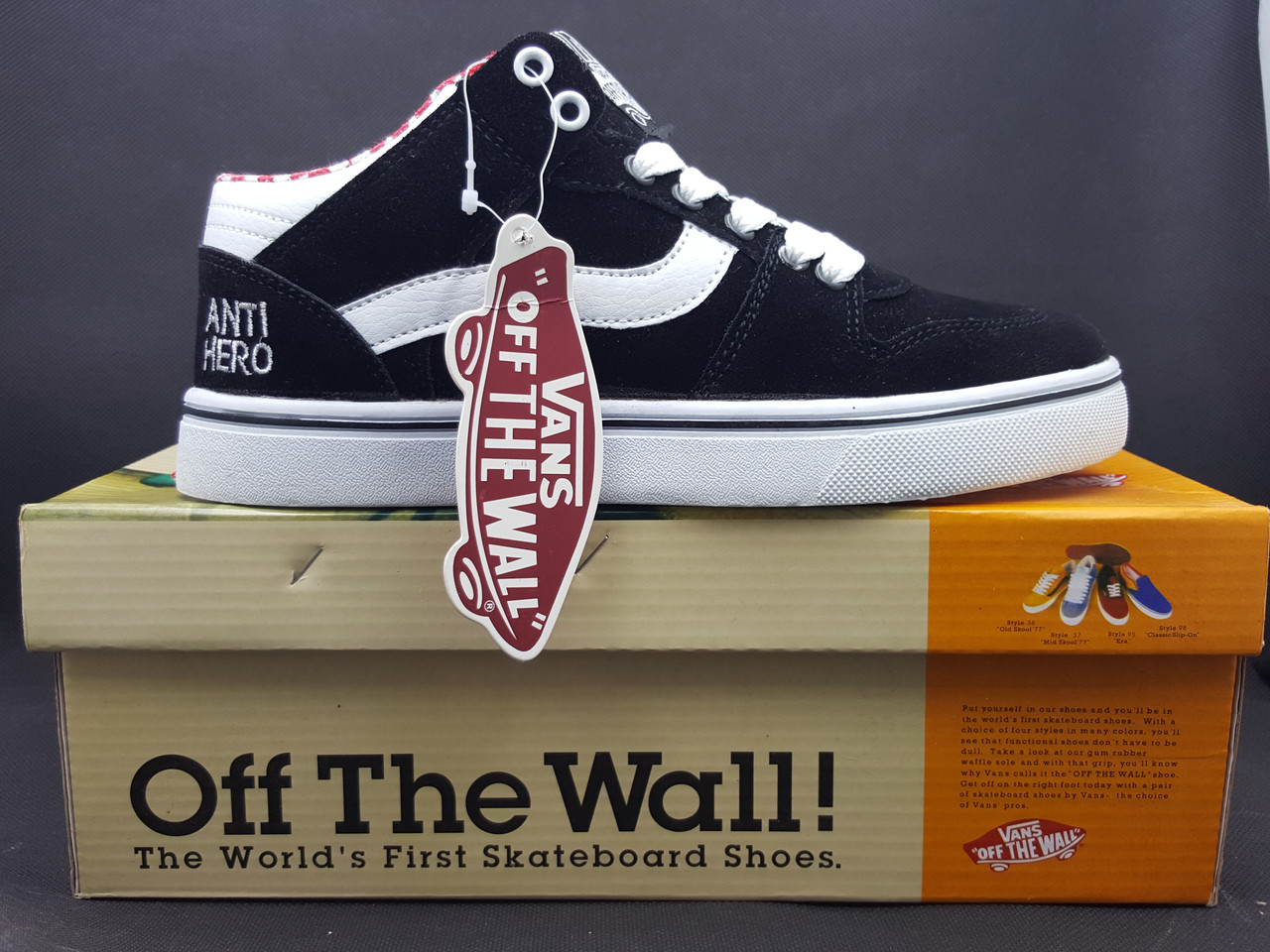 Кроссовки Vans Off The Wall