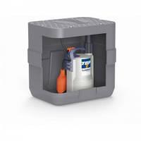 Автоматическая насосная станция для накопления и подъема сточных вод Pedrollo SAR 40-TOP3