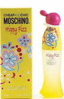 Moschino Cheap and Chic Hippy Fizz Туалетная вода 30ml