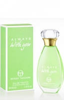 Sergio Tacchini Always With You Туалетная вода 100ml Тестер