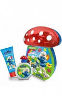 The Smurfs Grouchy Туалетная вода для детей набор (50ml + 75 ml пена для ванны)