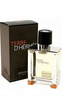 Hermes Terre D`Hermes Туалетная вода 50ml