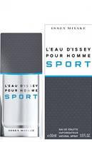 Issey Miyake L'Eau D'Issey Pour Homme SPORT Туалетная вода 100ml Тестер
