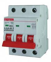 Автоматический выключатель E.NEXT - 3p.25С 4,5кА