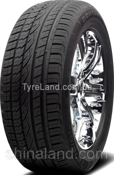 Летние шины Continental ContiCrossContact UHP 265/50 R20 111V XL 2017