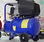 Werk BM 24 поршневий компресор (200 л / хв., Ресивер 24 л)