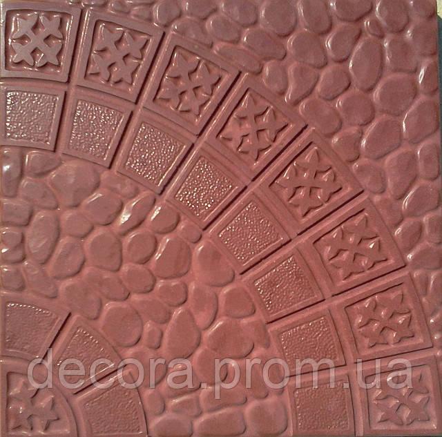 Формы для тротуарной плитки «Дорога Инков» глянцевые пластиковые АБС ABS