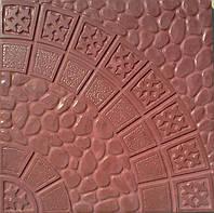 Формы для тротуарной плитки «Дорога Инков» глянцевые пластиковые АБС ABS, фото 1