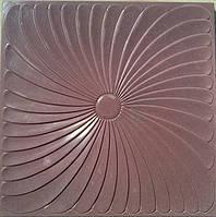 Формы для тротуарной плитки «Ромашка» глянцевые пластиковые АБС ABS, фото 1