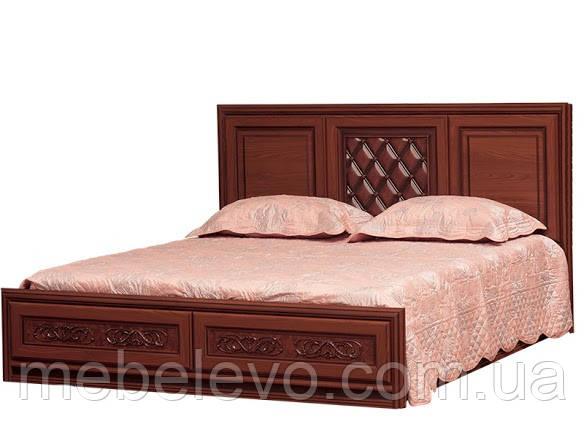 Кровать Ливорно 180 2-сп 1060х1996х2095мм Світ Меблів