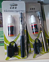 Электронная сигарета CE4 с жидкостью для заправки + USB