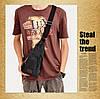 Мужская сумка рюкзак  Flash black, фото 2